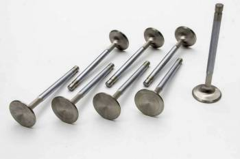 "Manley Performance - Manley BB Chevy Race Flo 1.880"" Exhaust Valves"