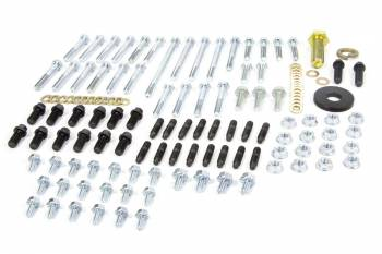 Milodon - Milodon SB Ford Engine Fastener Kit w/o Head Bolts