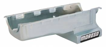 Moroso Performance Products - Moroso BB Chevy Oil Pan - Gen V/VI Blocks