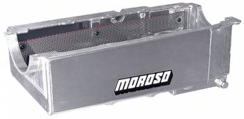 Moroso Performance Products - Moroso BB Chevy Aluminum Stage II Oil Pan