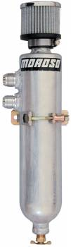 Moroso Performance Products - Moroso Breather Tank - 2.5 Qt.