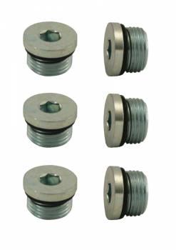 Moroso Performance Products - Moroso 3/4-16 Access Plug w/ O-Ring
