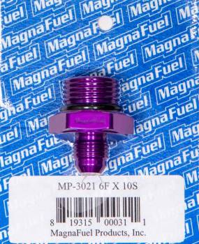 MagnaFuel - MagnaFuel #6 to #10 O-Ring Male Adapter Fitting