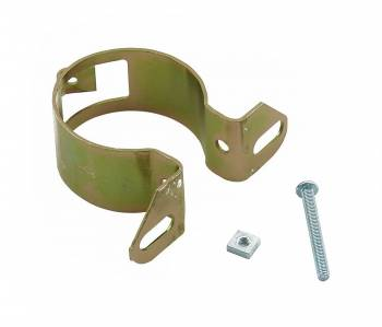 Mr. Gasket - Mr. Gasket Coil Bracket - Gold Dichromate