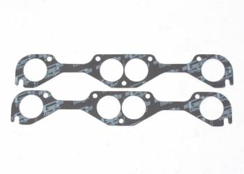 Mr. Gasket - Mr. Gasket Ultra Seal Exhaust Gasket Set - 18 Degree Roll Over Head