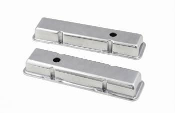 Mr. Gasket - Mr. Gasket Aluminum Valve Covers - Plain Top