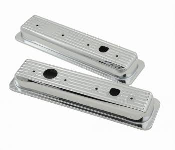 Mr. Gasket - Mr. Gasket Valve Cover - Chrome Plated