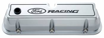Proform Parts - Proform Ford Racing Die-Cast Aluminum Valve Covers - Ford 289-302-351W Carbureted Engine