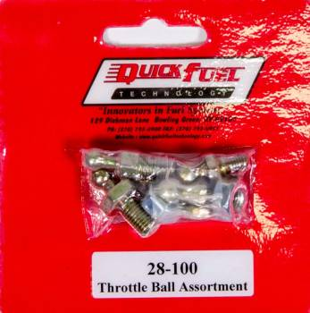 Quick Fuel Technology - Quick Fuel Technology Throttle Ball Assortment