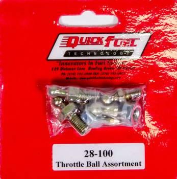Quick Fuel Technology - Quick Fuel Technology Throttle Ball Assortment