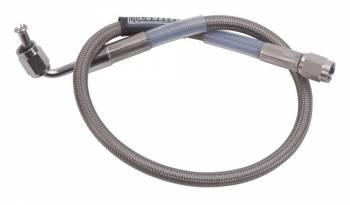 "Russell Performance Products - Russell 20"" DOT Endura Brake Hose #3 90° to #3 Straight"
