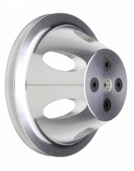 "Trans-Dapt Performance - Trans-Dapt Water Pump Pulley - 6.6"" Diameter"