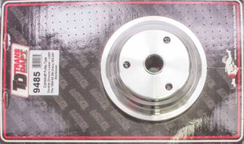 "Trans-Dapt Performance - Trans-Dapt Crankshaft Pulley - 6.6"" Diameter"