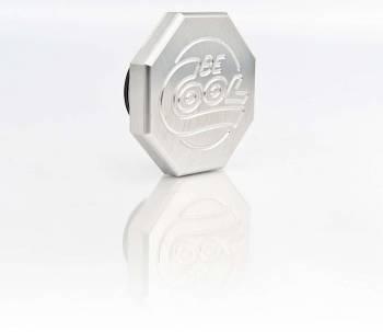 Be Cool - Be Cool Billet Radiator Cap - Natural Finish - Octagon