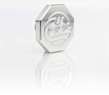 Be Cool - Be Cool Billet Radiator Cap - Polished Finish - Octagon