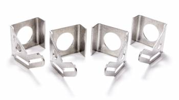 Be Cool - Be Cool Aluminum Fan Brackets for Dual Core Radiators - Natural Finish