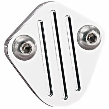 Billet Specialties - Billet Specialties Fuel Pump Block-Off Plate - Ford