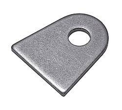 "Chassis Engineering - Chassis Engineering Small Universal Tab w/ 3/8"" Hole"