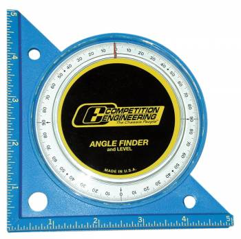 Competition Engineering - Competition Engineering Professional Angle Finder and Level