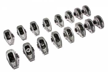 Comp Cams - COMP Cams SB Chevy High Energy Aluminum Rocker Arms - 1.5 Ratio 3/8 Stud