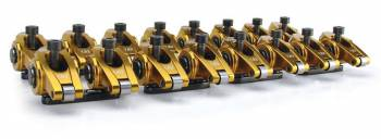 Comp Cams - COMP Cams GM LS1 Ultra Gold Rocker Arms - 1.82 Ratio
