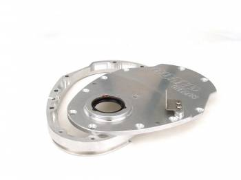 Comp Cams - COMP Cams SB Chevy Aluminum Timing Cover (Fits V6-90 )