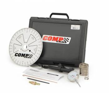 Comp Cams - COMP Cams Cam Degree Kit - Ford 5.0L 4V Coyote