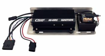 Crane Cams - Crane Cams HI-6RC CD Ignition Kit w/ Adjustable Rev Limit