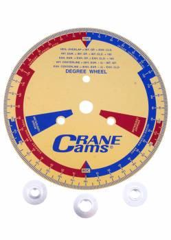 Crane Cams - Crane Cams Degree Wheel