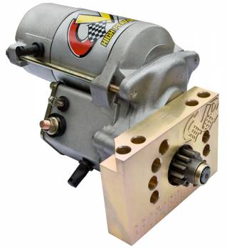 CVR Performance Products - CVR Performance Chevy Max Protorque Starter 168 Tooth 3.1 HP