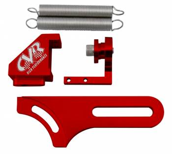 CVR Performance Products - CVR Performance 4150 Throttle Return Spring Kit - Red
