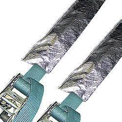 Design Engineering - Design Engineering DEI Dyno Strap Heat Guard
