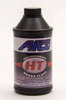 AFCO Racing Products - AFCO HT Brake Fluid - 12 oz. Bottle