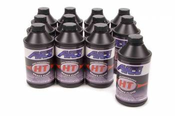 AFCO Racing Products - AFCO HT Brake Fluid - 12 oz. Bottle (Case of 12)