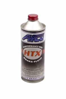 AFCO Racing Products - AFCO HTX Brake Fluid - 16.9 oz. Bottle