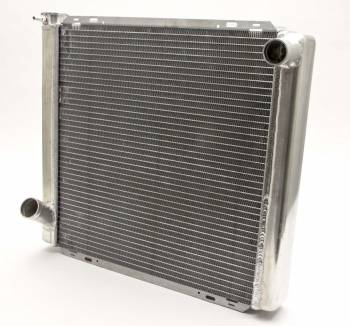 "AFCO Racing Products - AFCO Standard Aluminum Radiator - 19"" x 22"" x 3"" - Ford"