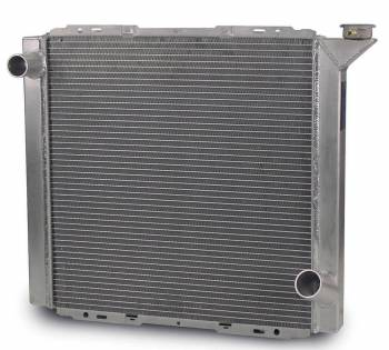 "AFCO Racing Products - AFCO Lightweight Aluminum Radiator - 19"" x 22"" 3"" - Chevy"