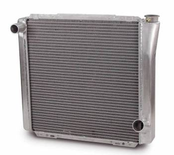 "AFCO Racing Products - AFCO Standard Aluminum Radiator - 19"" x 22"" x 3"" - Chevy"