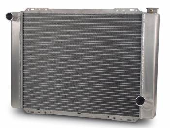 "AFCO Racing Products - AFCO Standard Aluminum Radiator - 19""X 27-1/2"" x 3"" - Chevy"