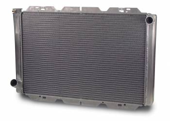 "AFCO Racing Products - AFCO Standard Aluminum Radiator - 19"" x 31"" x 3"" - Ford"