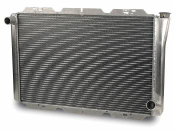 "AFCO Racing Products - AFCO Standard Aluminum Radiator - 19"" x 31"" x 3"" Chevy"
