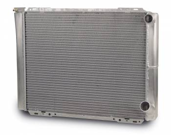 "AFCO Racing Products - AFCO Pro Series Double Pass Aluminum Radiator - 19"" x 26"" x 3"""