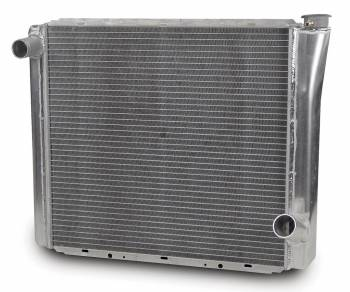 "AFCO Racing Products - AFCO Standard Aluminum Radiator - 19"" x 24"" x 3"" - Chevy"