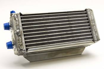 AFCO Racing Products - AFCO Deck Mount Oil Cooler - 12 AN