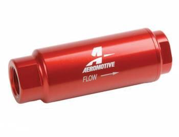 "Aeromotive - Aeromotive SS Series (3/8"" NPT ) 40 Micron Fuel Filter"