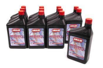Amalie Oil - Amalie Mercon® V ATF Synthetic Blend Transmission Fluid - 1 Qt. Bottle (Case of 12)