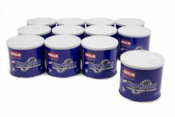 Amalie Oil - Amalie Blue Hi-Temp Grease #2 - 1 lb. (Case of 12)