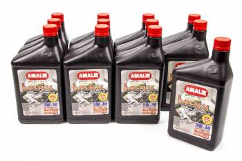Amalie Oil - Amalie Imperial Turbo Formula Motor Oil - 5W-30 - 1 Qt. Bottle (Case of 12)