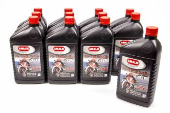 Amalie Oil - Amalie X-treme 4T Max MC Motorcycle Oil - 10W40 - 1 Qt. Bottle (Case of 12)