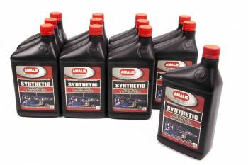 Amalie Oil - Amalie Universal Synthetic Automatic Transmission Fluid - 1 Qt. Bottle (Case of 12)